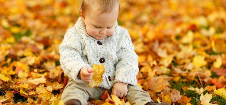 Nyolc őszi vers játékkal – babáknak és kisgyermekeknek