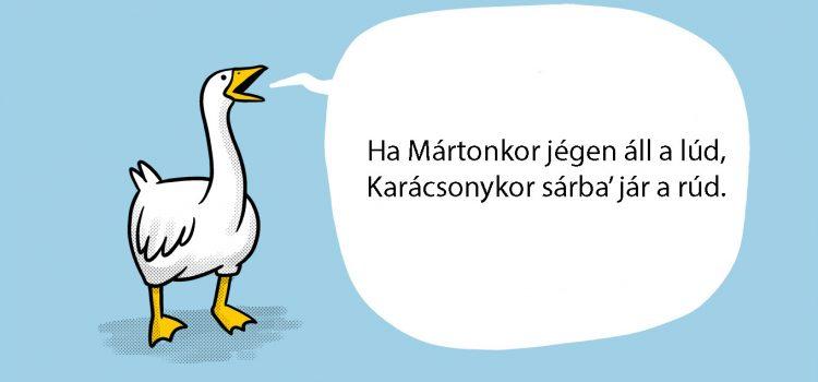 Készülődjünk Márton-napra!